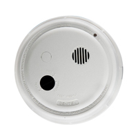Smoke Detector 110VAC with Battery backup