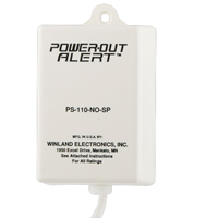 PowerOut Alert Model PS-110