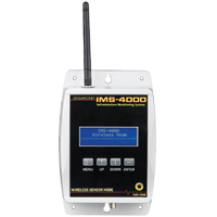 IMS-4000 Receiver International Node for Wireless Sensors