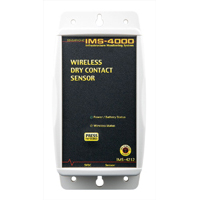 IMS-4000 Wireless Dry Contact Sensor