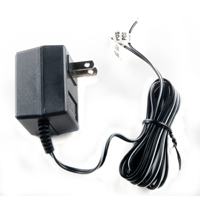 AC Power Adaptor for 2800 Wireless Sensors